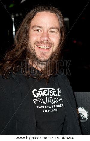 LOS ANGELES, CA. - MARCH 7: Chris Pontius arrives at Paramount Studios to celebrate the release of the Jackass 3 Blu-ray and DVD debut on March 7th 2011 in Los Angeles.
