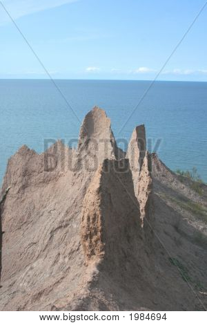 Chimney Bluffs 4