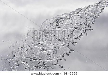 Flujo de agua