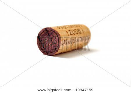 A cork