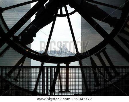 Orsay Museum clock