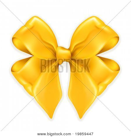 Bow golden, bitmap copy
