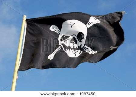 Pirate Flag Ii - Jolly Roger