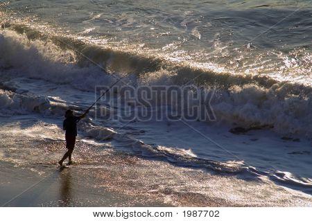 Surf pesca
