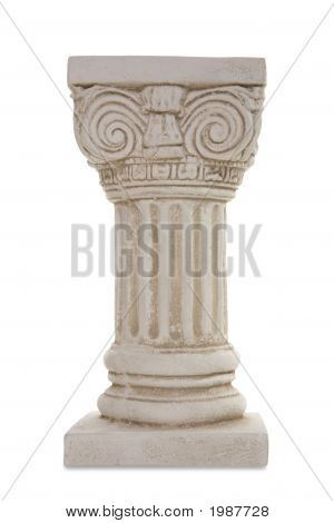 Ancient Architectural Column