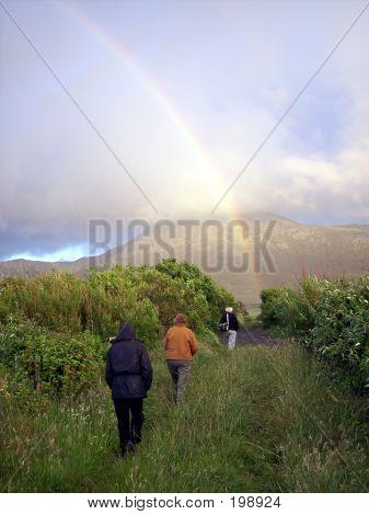 Trek To Croagh Padraig
