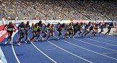 Istaf Berlin International Golden League Athletics held at Berlin's Olympia Stadium (Olympic Stadium
