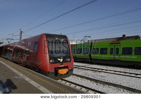 Denmark_dsb S Trains
