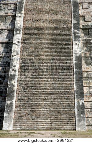 The Steps Of Kukulkan