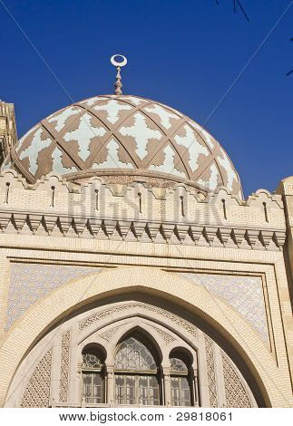 Dome On Muslim Architecture