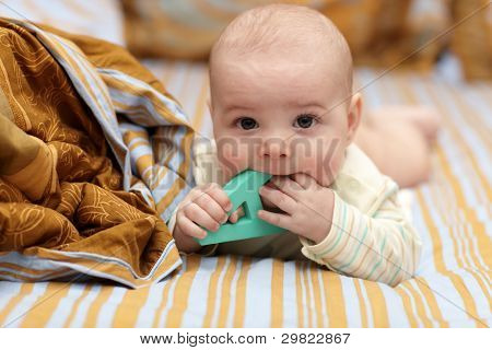 Baby Biting Letter