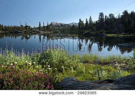 Sierra Nevada besinnung binnensee