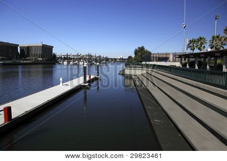 Stockton Waterfront