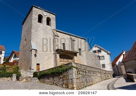 Church Of Orbaitzeta