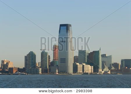 Skyline van New Jersey