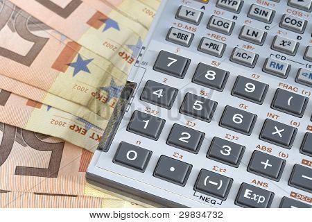 Monitor spending