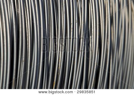 Wrapped Cable Wire