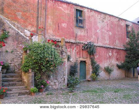Old Pink Building