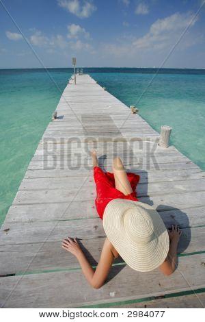 das Leben ist ein Strand (STEG)