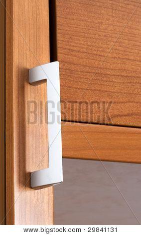 Cupboard handle