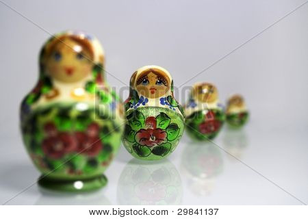 Russian Matrioska