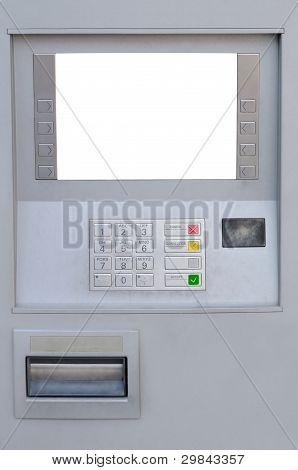 ATM closeup