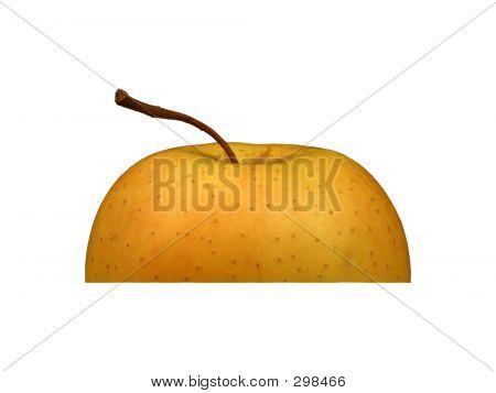 Yellow Apple 2