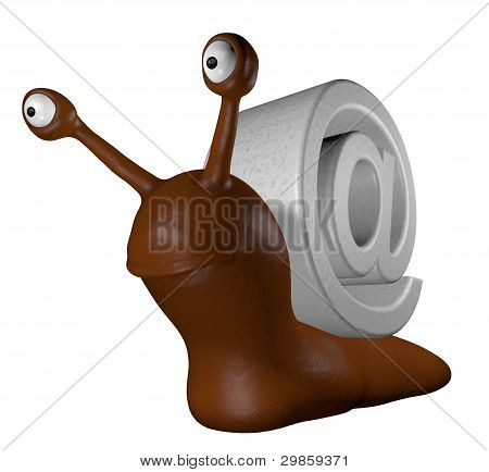 Email Snail