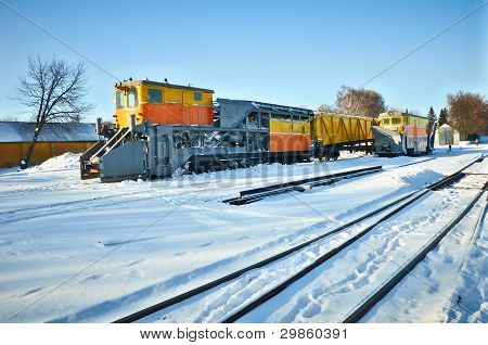 Railway Locomotives
