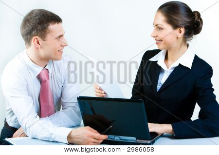 Business Discussion