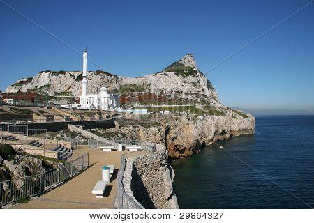 Mosque,Gibraltar