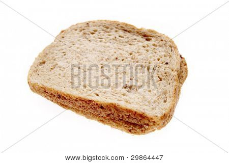Sandwich isolated on plain background