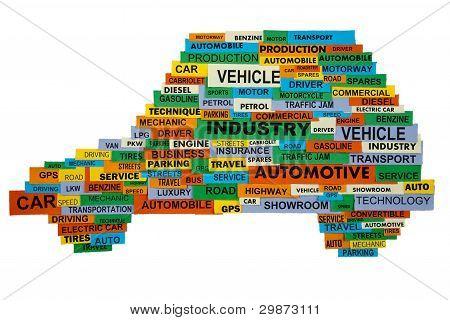 Words Describing The Automotive Industry