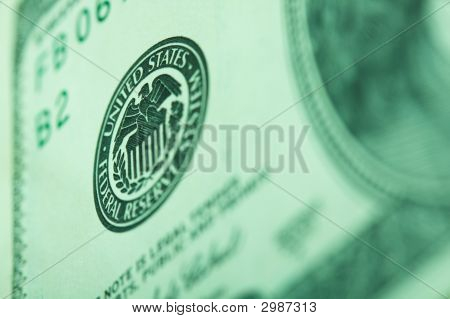 Denomination Of America Close Up