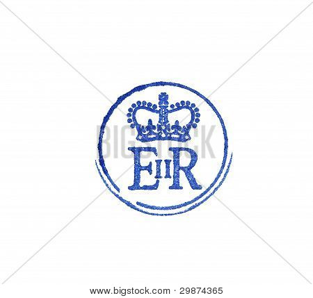 Logo of Queen Elizabeth II