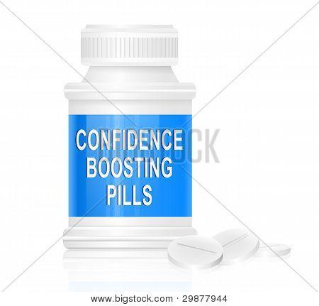 Confidence Concept.