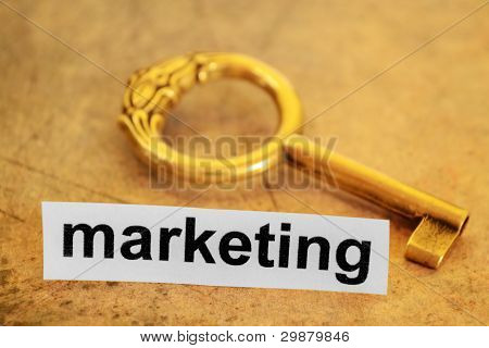 Marketing-Konzept