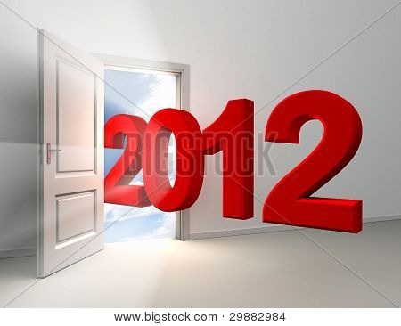 New Year Red 2012