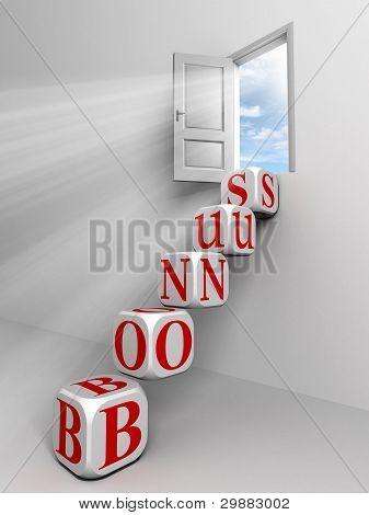 Bonus Conceptual Door