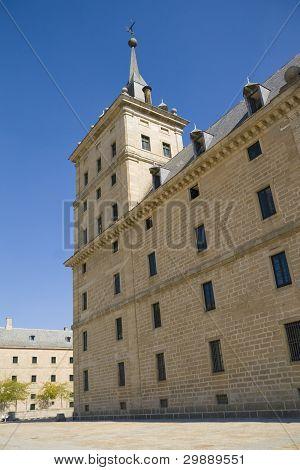 Palacio de la torre de El Escorial