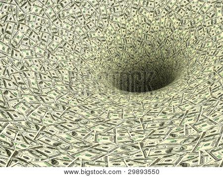 Vórtice de dinheiro
