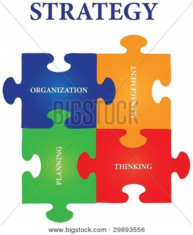 Strategie Jigsaw puzzle
