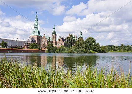 hillerod, denmark: frederiksborg castle
