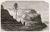 picture of babylonia  - Tikrit old view - JPG