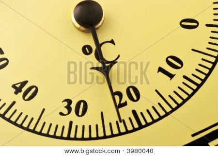 Centigrade Analog Thermometer