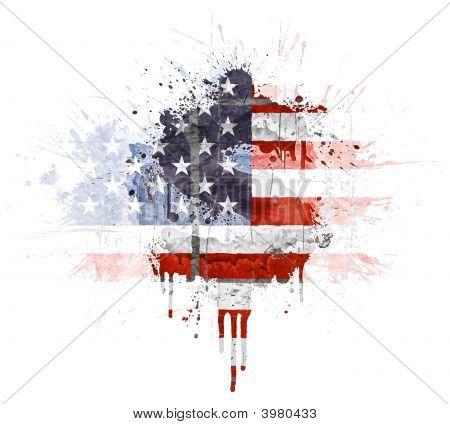 amerikanischen wirtschaftlichen explosion