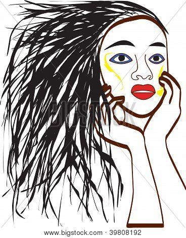 Africanwoman.eps