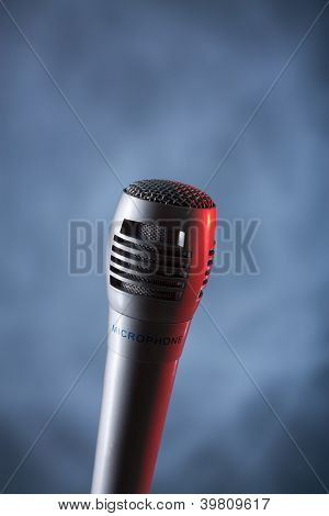 microphone vertical