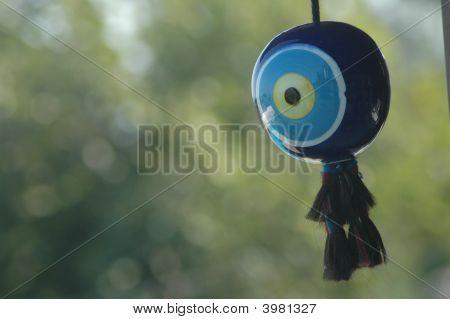 Blue Evil Eyes