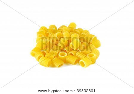 Ditalini, Italian Raw Pasta